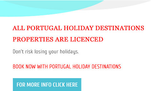 portugal holiday destinations rental licenses